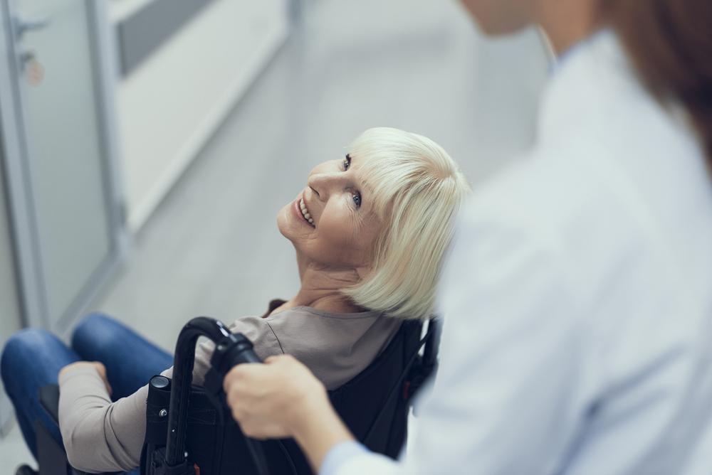 Transporte para personas mayores en sillas de ruedas Orlando