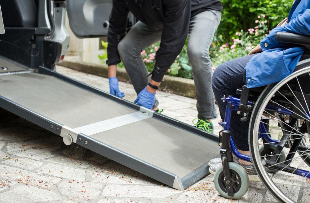 Transporte para discapacitados Orlando