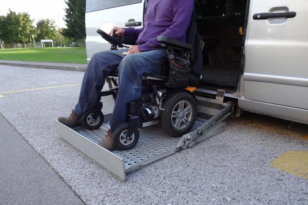 Transporte para personas discapacitadas en Orlando