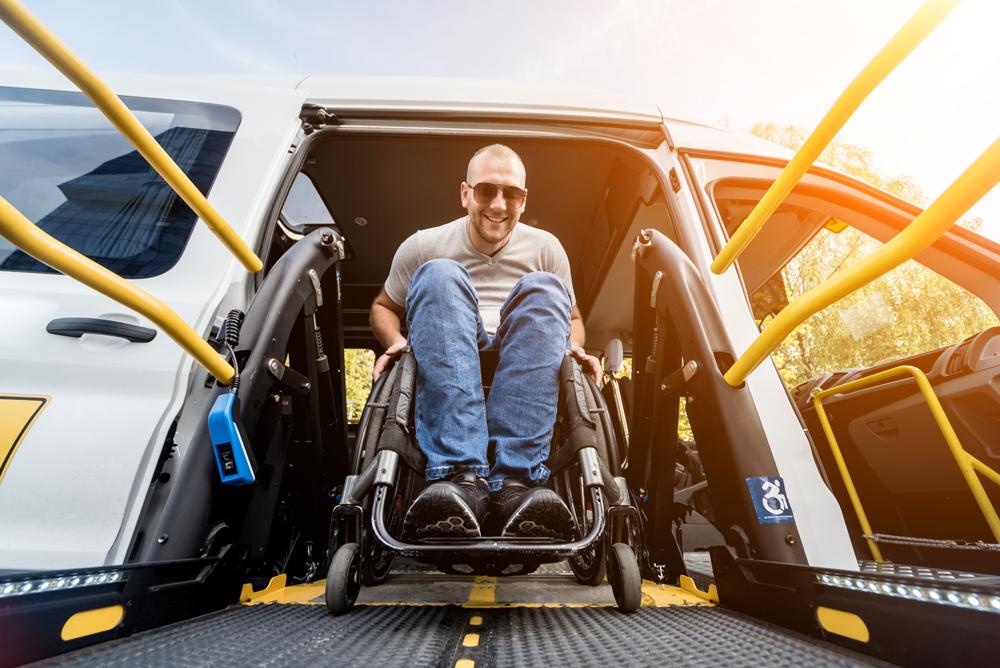 Servicios de transporte en silla de ruedas cerca de mí en Orlando