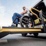 Transporte asequible en silla de ruedas Orlando